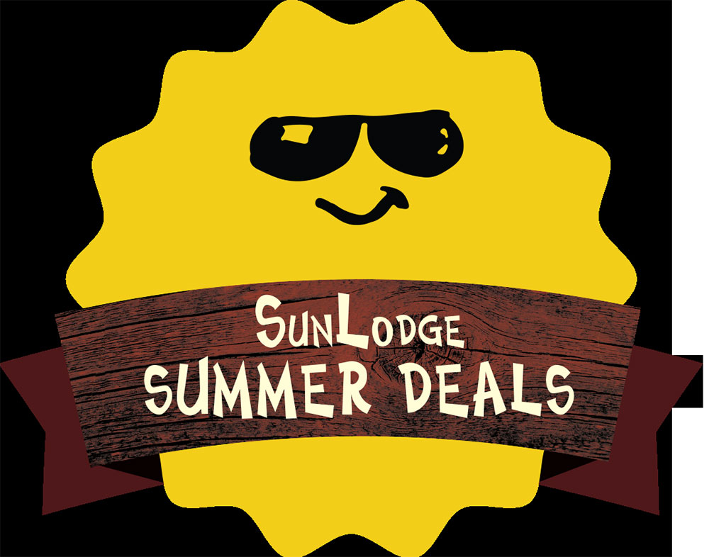 De Sunlodge Summerdeals staan online