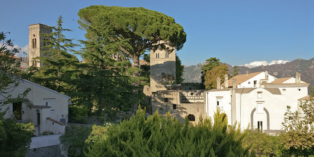 Villa Rufolo in Ravello