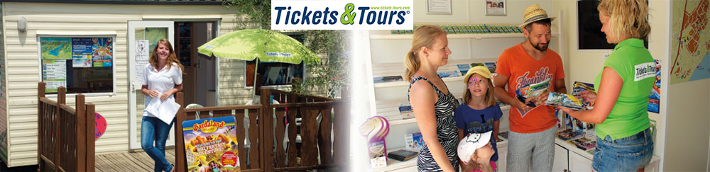 Tickets & Tours Infopoint