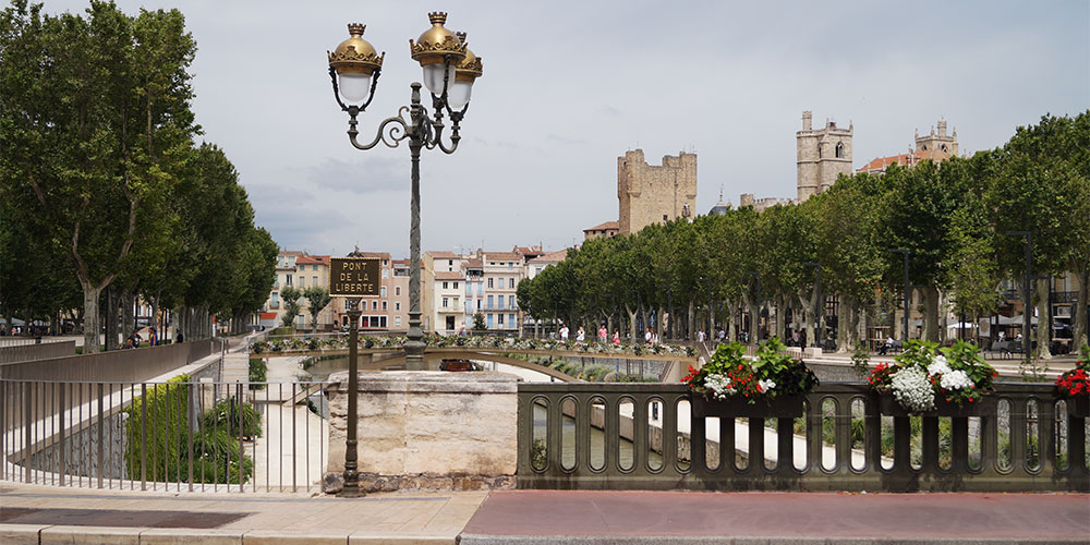 Narbonne stad