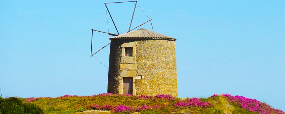 Portugese windmolen
