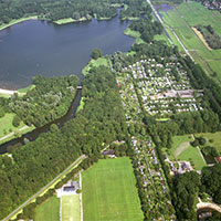 Camping Delftse Hout in regio Zuid-Holland,