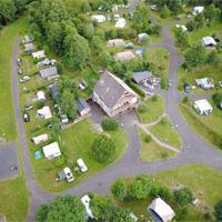 Mini camping Auvergne Frankrijk