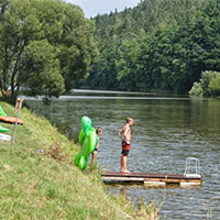 Camping Tsjechië | Huurtent stacaravan