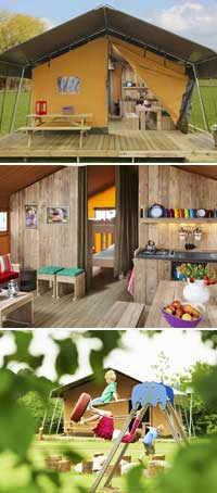 Accommodatie van FarmCamps