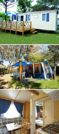 Accommodatie van Go4Camp