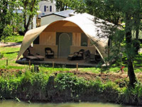 De Grand Lodgetent van Rent-a-Tent