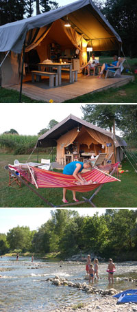 Accommodatie van Greencamp