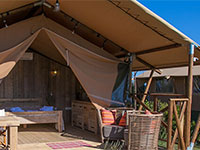 De Lodgetent van Glamping4all