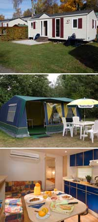 Accommodatie van Rent-a-Tent